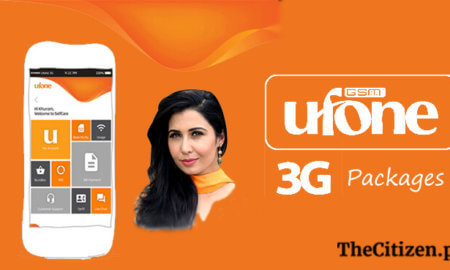 Ufone-Internet-Pacakges