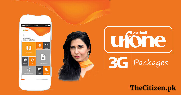 Ufone Internet Packages – Daily, Weekly, Monthly Internet Offers